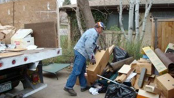 Trash Bin Rental And Junk Removal And Hoarder Cleaning Los